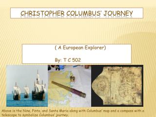 Christopher Columbus' Journey