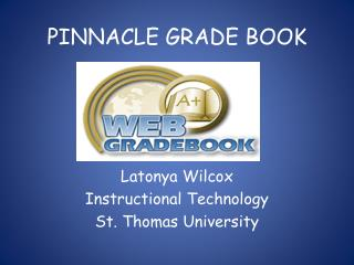 PINNACLE GRADE BOOK