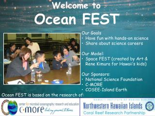 Welcome to  Ocean FEST
