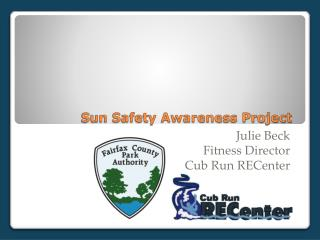 Sun Safety Awareness Project
