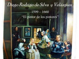 Diego Rodrigo de Silva  y Velázquez