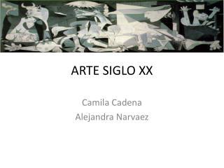 ARTE SIGLO XX