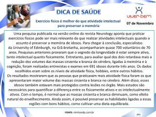 FONTE:  minhavida.com.br