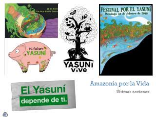 Amazonía por la Vida