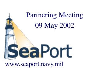 Seaport.navy.mil