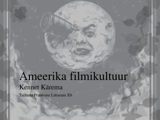 Ameerika filmikultuur