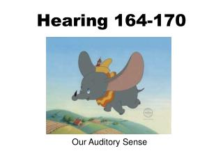 Hearing 164-170