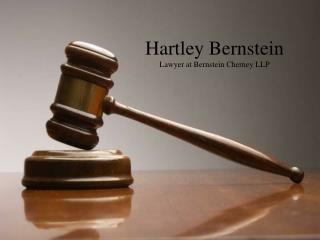 Hartley Bernstein And Real Estate Matters