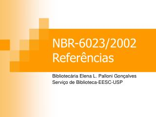 NBR-6023