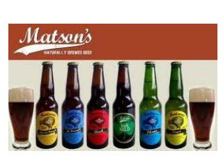 Matson's  Classic  Draught Alcohol by volume: 4.0 % Approx. 1 Standard Drinks
