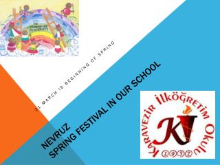NEVRUZ SPRING FESTIVAL IN OUR SCHOOL
