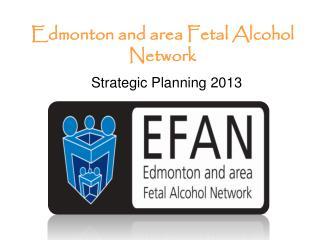 Edmonton and area Fetal Alcohol Network