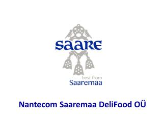 Nantecom  Saaremaa  DeliFood  OÜ