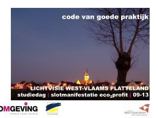 code van goede praktijk