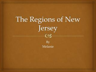 The Regions of New Jersey