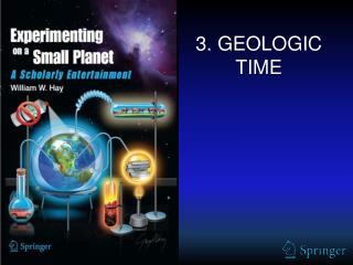 3. GEOLOGIC TIME