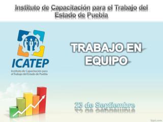 Instituto de Capacitaci�n para el Trabajo del Estado de Puebla