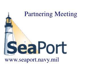 Seaport.navy.mil