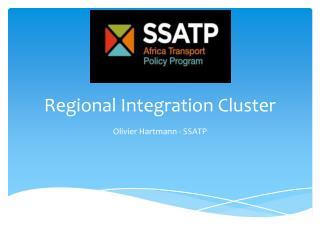 Regional Integration Cluster