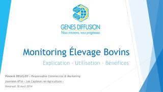 Monitoring Élevage Bovins