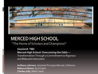 Merced High School