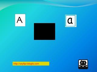 Teaching English Alphabets