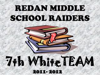 REDAN MIDDLE SCHOOL RAIDERS