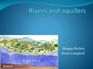 Rivers and aquifers