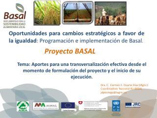 Proyecto BASAL