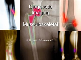 Diagnostic Imaging Musculoskeletal