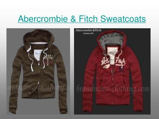 Abercrombie & Fitch Sweatcoats