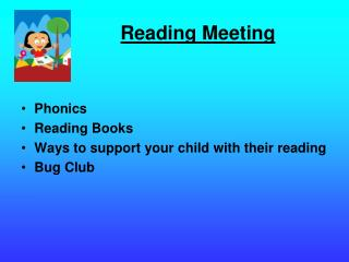 Reading Meeting