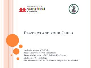 Plastics and your Child
