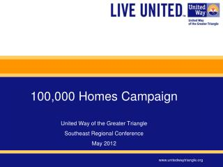 100,000 Homes Campaign