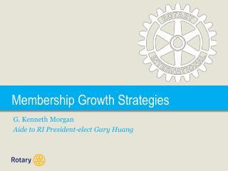 Membership Growth Strategies