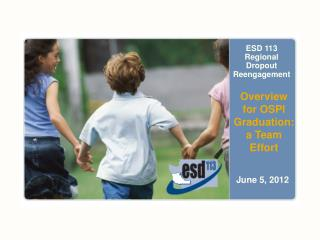 ESD 113 Regional Dropout Reengagement