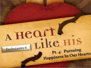 Ecclesiastes 6