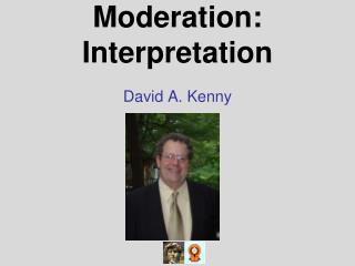 Moderation: Interpretation
