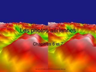 Les photos aériennes