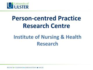 Person-centred Practice Research Centre