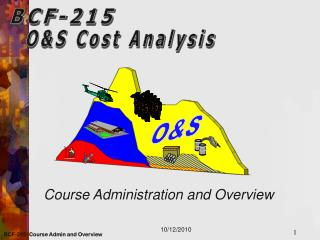 O&S Cost Analysis