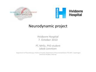 Neurodynamic project