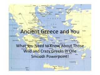 Ancient Greece and You