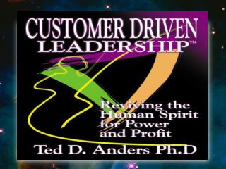 CDLTM is a dynamic three-part leadership formula designed to create and sustain  self winding  entrepreneurial business