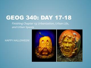 GEOG 340: Day 17-18