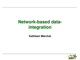 Network-based data-integration