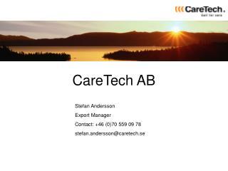 CareTech AB