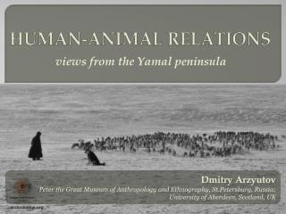 Human-Animal Relations
