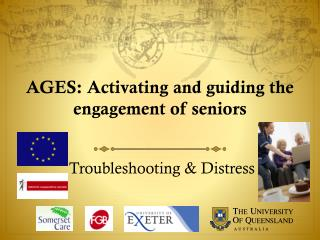 AGES: Activating and guiding the engagement of seniors