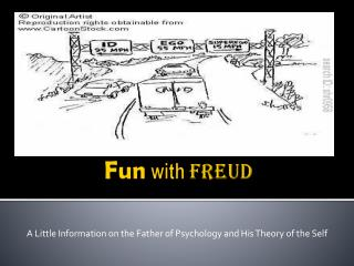 Fun with Freud